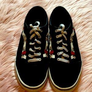 Vans Rose Sneakers